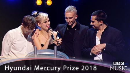2018 Mercury Prize: Wolf Alice wins for 'Visions of a Life'
