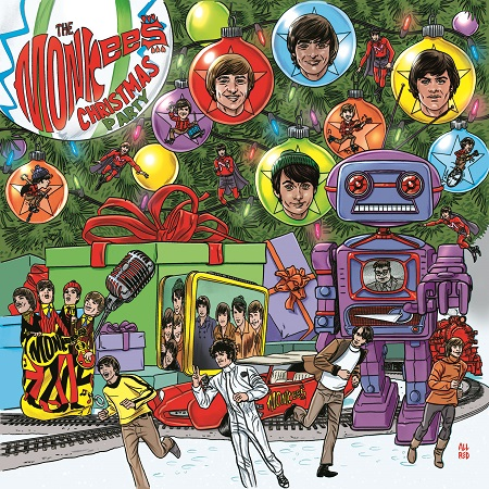 The Monkees announce special Christmas album featuring special guests