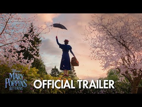 'Mary Poppins Returns' soundtrack brings the new and familiar to audiences