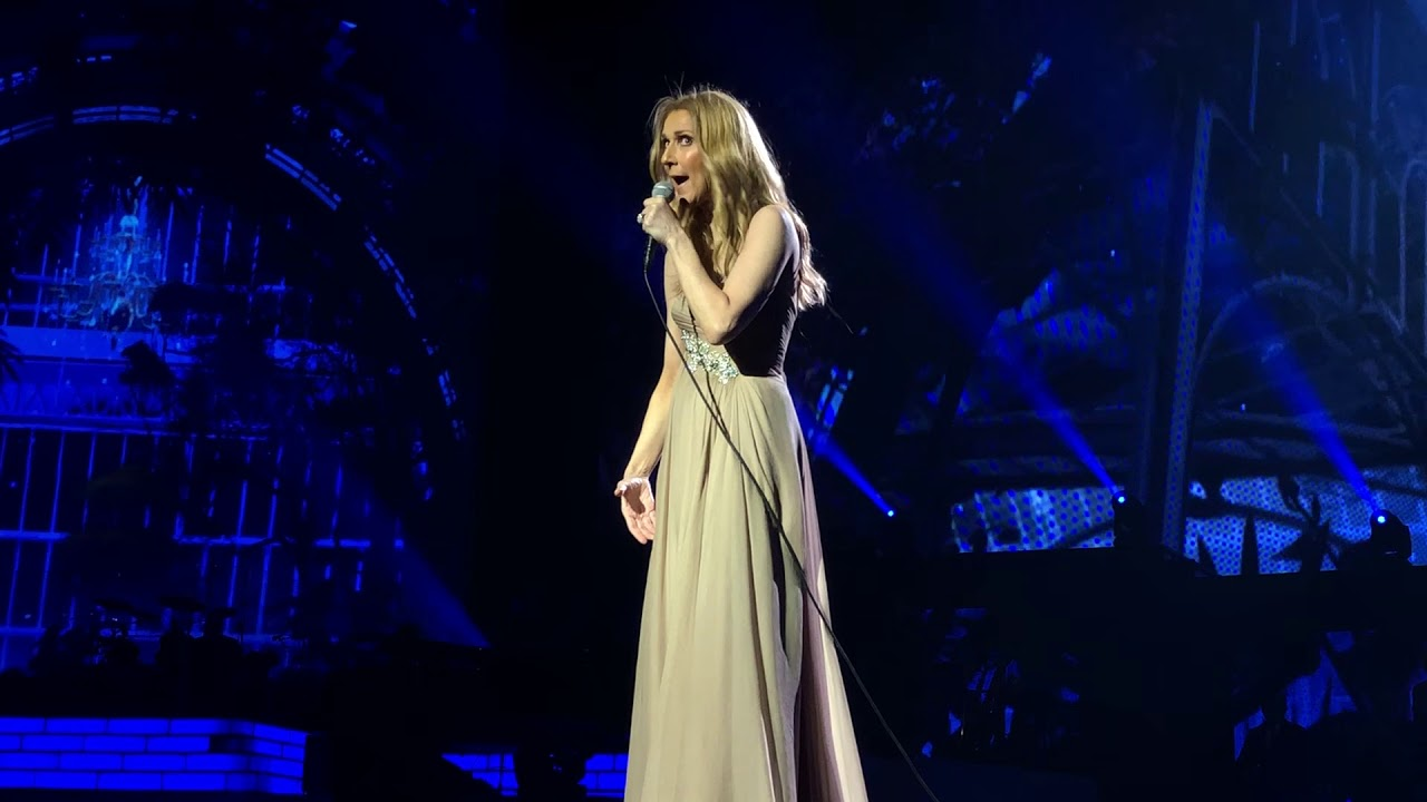Celine to end residency in Las Vegas with final run of shows in 2019