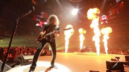 Metallica announces 2019 stadium tour of Europe with Ghost