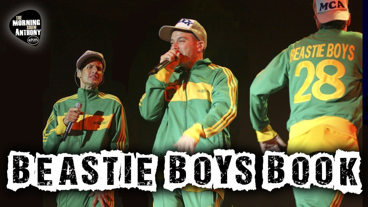 Beastie Boys announce details for upcoming book tour
