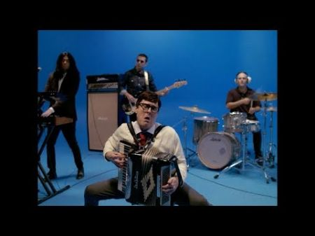 Watch: Weezer shares video for their cover of Toto's 'Africa' featuring 'Weird Al'