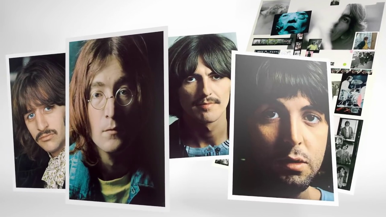 The Beatles 'White Album' gets 50th anniversary deluxe reissue - AXS