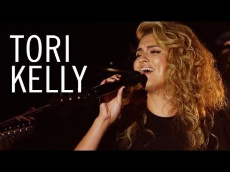 Watch: Tori Kelly and Kirk Franklin perform 'Never Alone' on 'The Late Late Show'