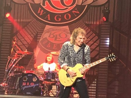 Interview: REO Speedwagon guitarist Dave Amato talks touring, signature Les Paul guitar