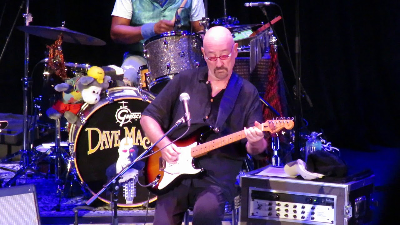 Dave Mason & Steve Cropper announce 2019 dates for Rock