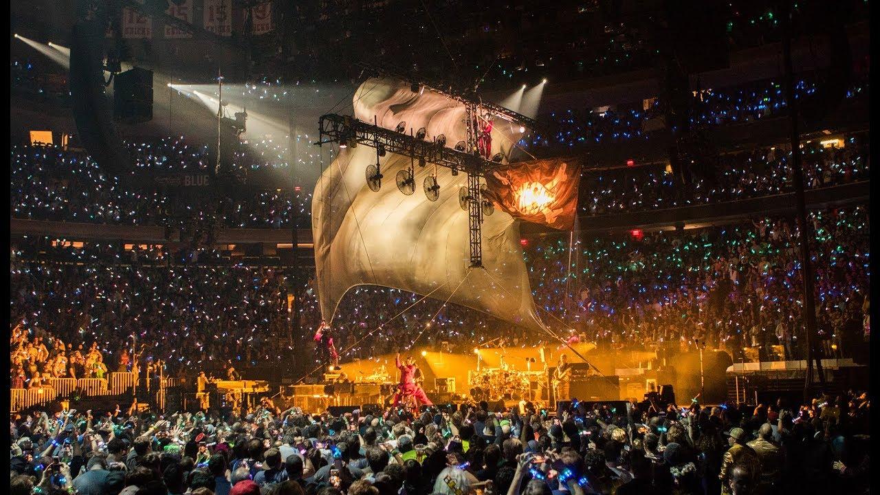Phish announces annual NYE run at Madison Square Garden - AXS