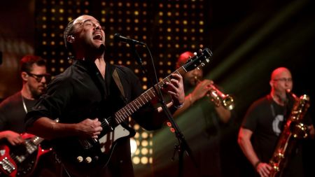 Dave Matthews Band announces fall 2018 U.S. tour dates