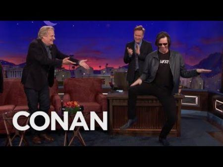Conan O'Brien announces first comedy tour dates since 2010