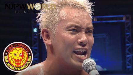 5 best wrestlers from New Japan Pro Wrestling