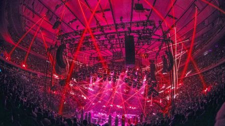 Watch: Phish releases video of 'Blaze On' from Baker's Dozen residency
