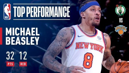 2018-19 LA Lakers roster: Michael Beasley player profile
