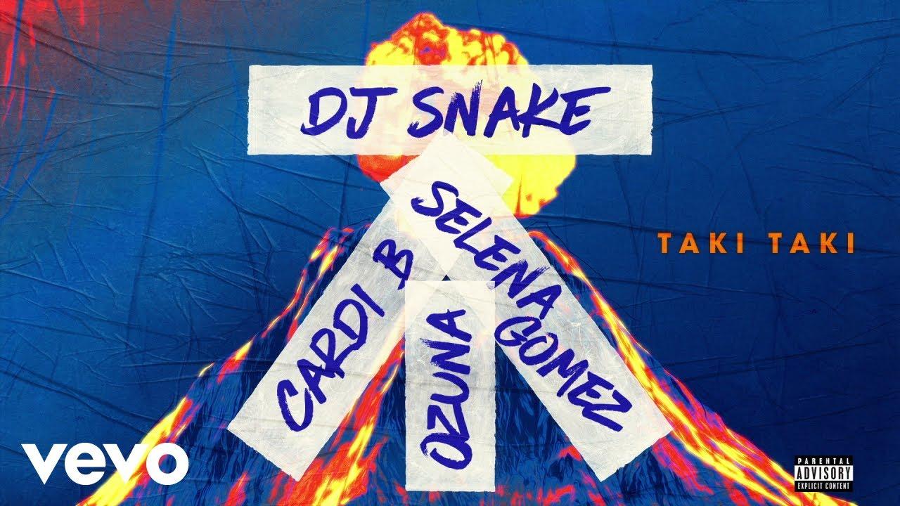 Listen: Selena Gomez embraces her Latin roots on DJ Snake's 'Taki Taki' with Ozuna & Cardi B