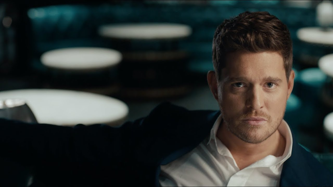 watch michael buble returns with single when i fall in love from
