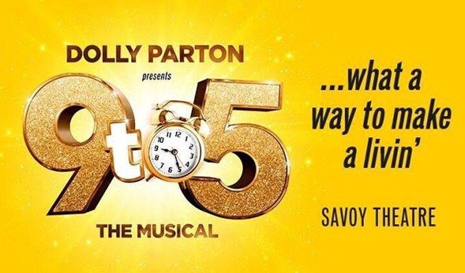 9 to 5: The Musical - Booking until 23 May 2020 tickets at Savoy Theatre in London