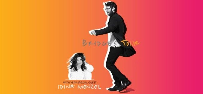 Josh Groban: Bridges Tour w/ very special guest Idina Menzel tickets at Infinite Energy Arena in Duluth