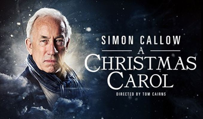 A Christmas Carol with Simon Callow tickets at Arts Theatre, London