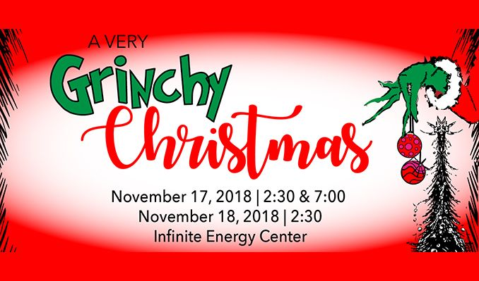 a very grinchy christmas tickets at infinite energy theater in duluth - 7 11 Open On Christmas