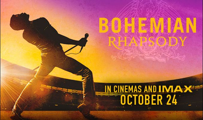 Bohemian Rhapsody Film Premiere tickets at The SSE Arena, Wembley in London