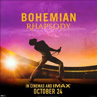 Bohemian Rhapsody Film Premiere