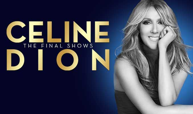 1750cfc6c7e9 Celine Dion tickets in Las Vegas at The Colosseum at Caesars Palace ...