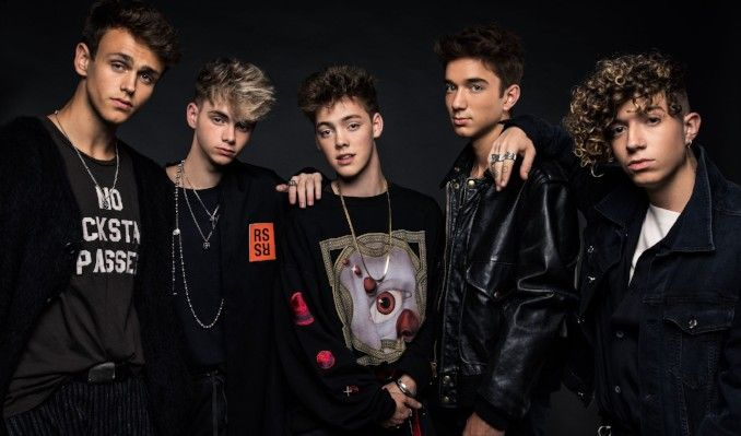 Why Don't We tickets at Volvo Car Stadium, Charleston