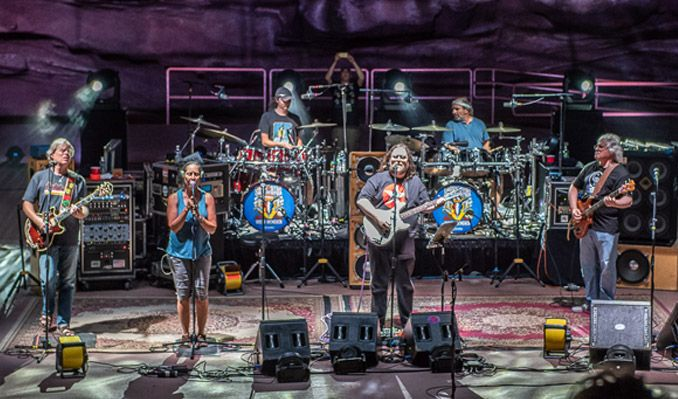 Dark Star Orchestra tickets at Red Rocks Amphitheatre in Morrison