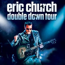 Eric Church tickets at Golden1 Center, Sacramento