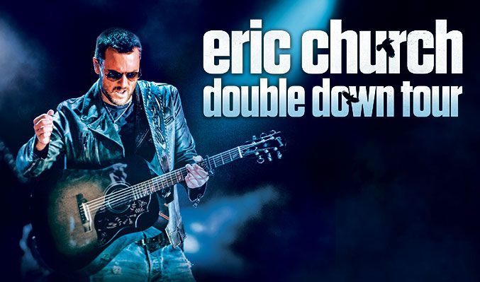 Eric Church tickets at Scotiabank Arena in Toronto