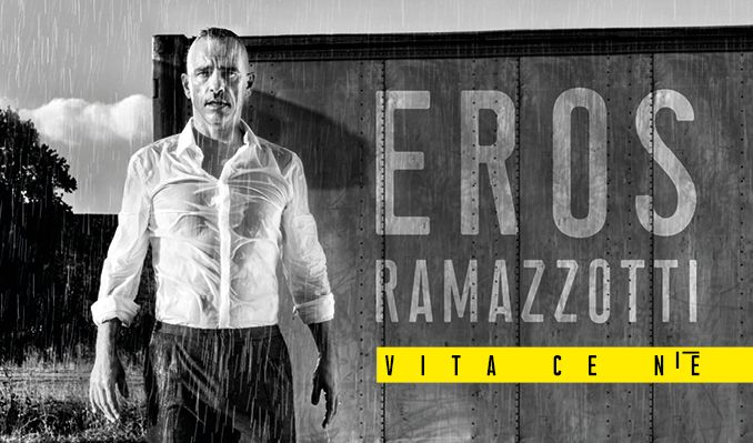 Eros Ramazzotti tickets at ERICSSON GLOBE/Stockholm Live in Stockholm