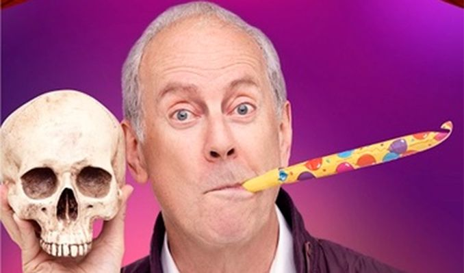 Gyles Brandreth tickets at Exeter Corn Exchange, Exeter