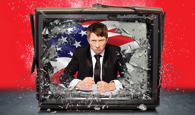 Jonathan Pie tickets at Studio Theatre, Washington tickets at Studio Theatre, Washington