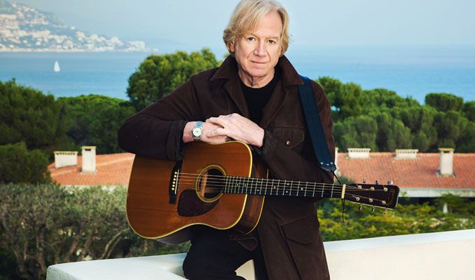 Justin Hayward tickets at Amaturo Theater in the Broward Center in Fort Lauderdale