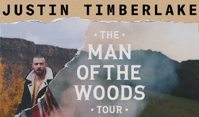 Justin Timberlake tickets at Toyota Center in Houston