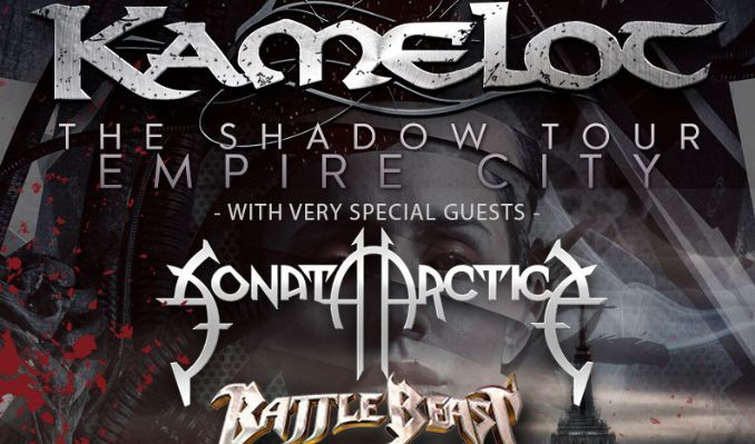 Kamelot Tickets In Salt Lake City At The Complex On Thu Sep 26