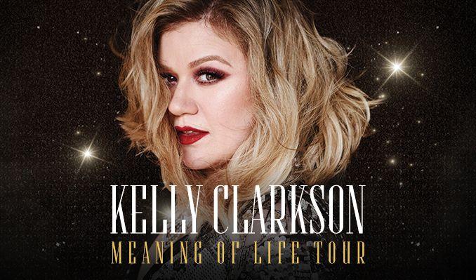 Kelly Clarkson tickets at BOK Center in Tulsa