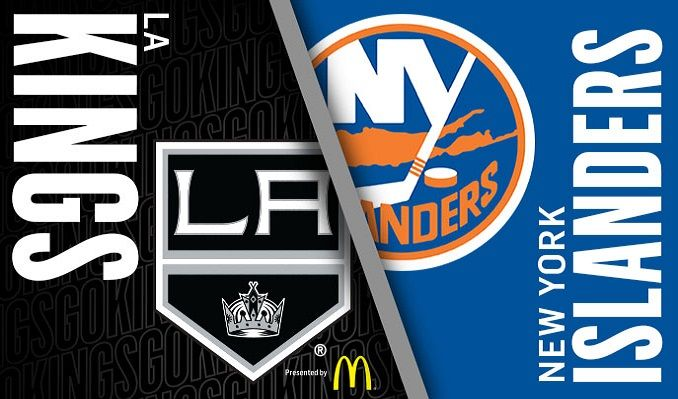 LA Kings vs New York Islanders tickets at STAPLES Center in Los Angeles
