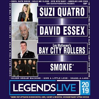 Legends Live 2019