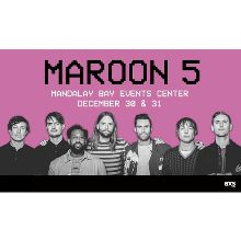 Maroon 5 red pill blues tour 2018 tickets in las vegas at mandalay maroon 5 red pill blues tour 2018 m4hsunfo