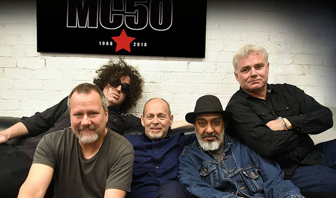 MC50 presents KICK OUT THE JAMS - THE 50TH ANNIVERSARY TOUR tickets at The Showbox in Seattle