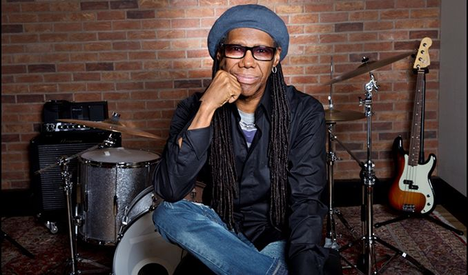 Nile Rodgers & CHIC tickets at The O2 in London