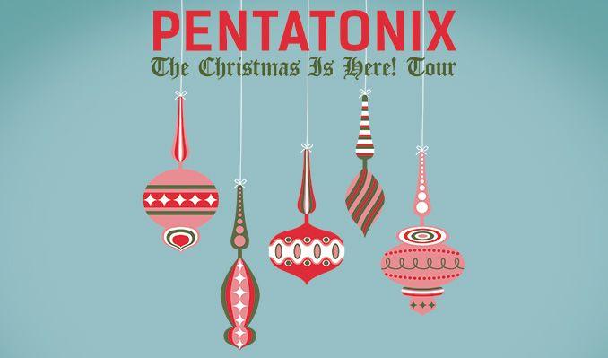 Pentatonix tickets at The Anthem, Washington