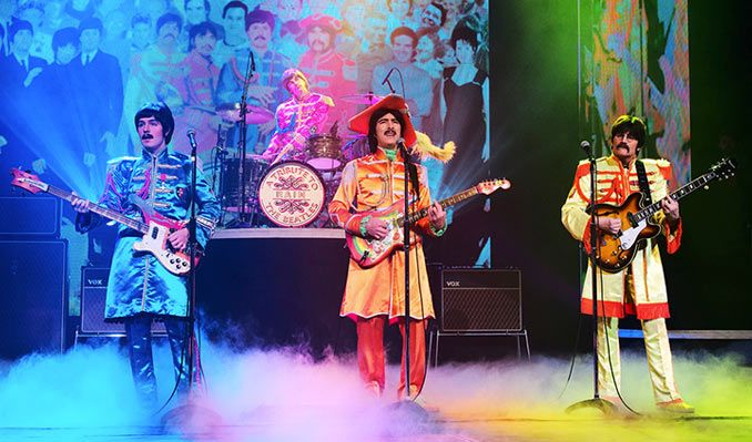 rain a tribute to the beatles arvest bank theatre at the midland