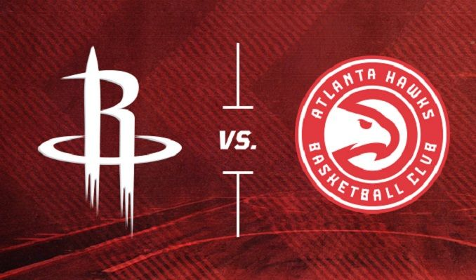 HOUSTON ROCKETS VS. ATLANTA HAWKS tickets at Toyota Center in Houston