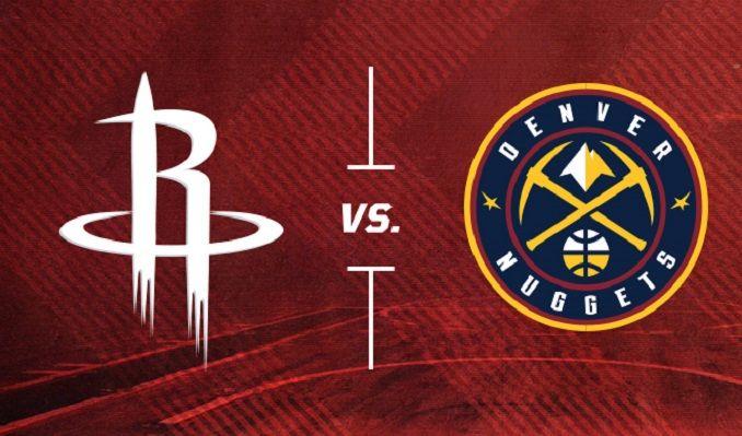HOUSTON ROCKETS VS. DENVER NUGGETS tickets at Toyota Center in Houston