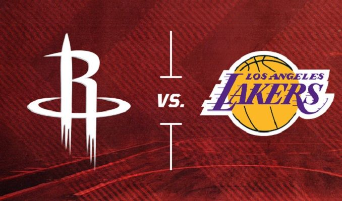 HOUSTON ROCKETS VS. LOS ANGELES LAKERS tickets at Toyota Center in Houston