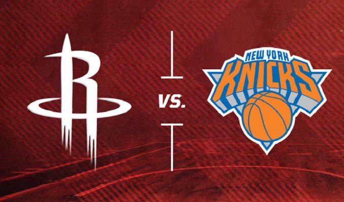 HOUSTON ROCKETS VS. NEW YORK KNICKS tickets at Toyota Center in Houston