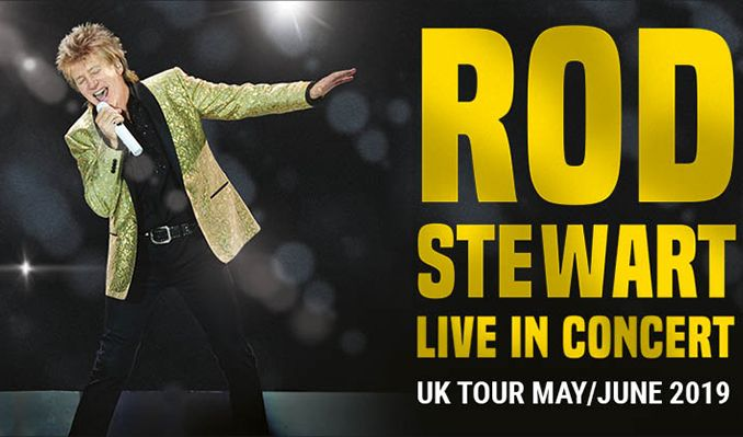 Rod Stewart tickets at 1st Central County Ground, Hove