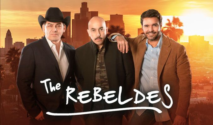 The Rebeldes tickets at Microsoft Theater in Los Angeles